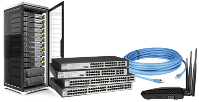 Santech Limited Products and Solutions - Network Devices