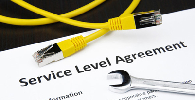Santech Limited, Technical Services; Maintenance contracts & Service Level Agreement