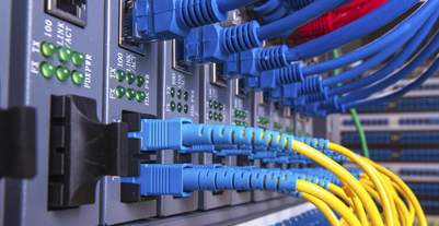 Santech Limited, Technical Services: Cabling and networking